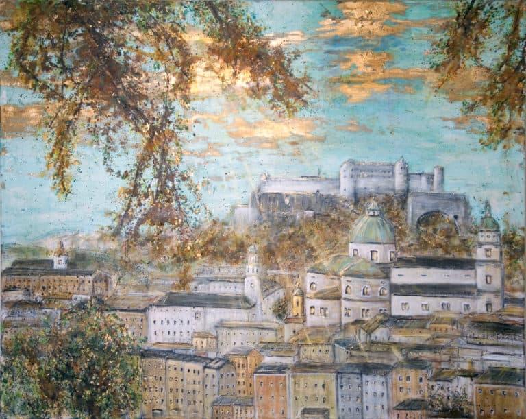 "150 x 120, ""Goldenes Salzburg"""