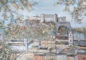 "120 x 80, ""Goldenes Salzburg"""